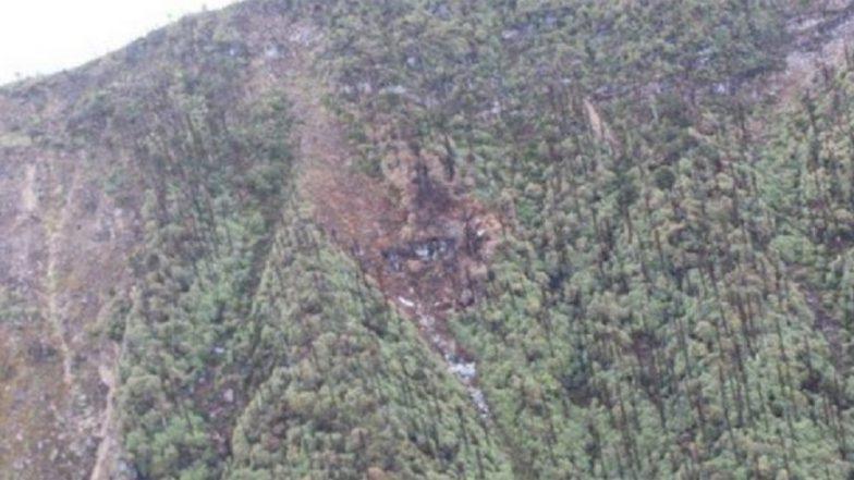 AN-32 Crash: Black Box Found, All 13 Dead Bodies Retrieved, Says IAF