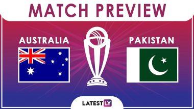 Pakistan vs Australia, ICC Cricket World Cup 2019 Match 17 Video Preview