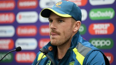 England vs Australia ODI Series 2020: Aussies Have to Be at Best Versus Aggressive England, Says Captain Aaron Finch