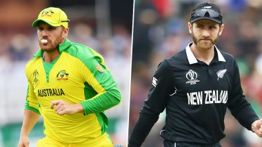 NZ vs AUS, ICC CWC 2019 Toss Report & Playing 11: Australia Wins Toss and Opts to Bat First