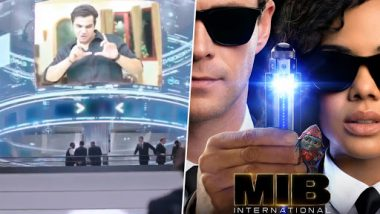 Men in Black International: Ashish Chanchalani's Cameo in Chris Hemsworth, Tessa Thompson Film Will Surprise You (Watch Video)
