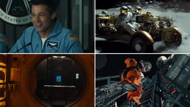 Ad Astra Trailer: Brad Pitt Heads Out to Space to Search for His Missing Father in This Visual Spectacle – Watch Video