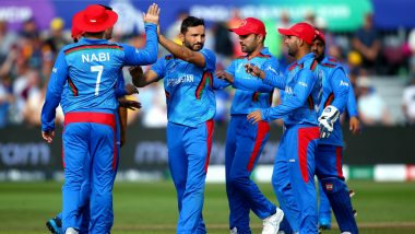 Ahead of AFG vs SL Match, Here Are Reasons Why Afghanistan Is the Team to Watch Out for at ICC Cricket World Cup 2019