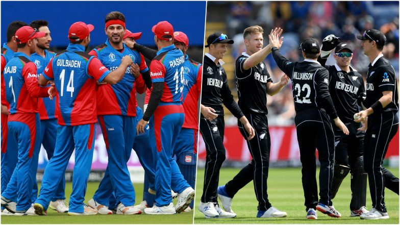 Afghanistan vs New Zealand Dream11 Team Predictions: Best Picks for All-Rounders, Batsmen, Bowlers & Wicket-Keepers for AFG vs NZ in ICC Cricket World Cup 2019 Match 13
