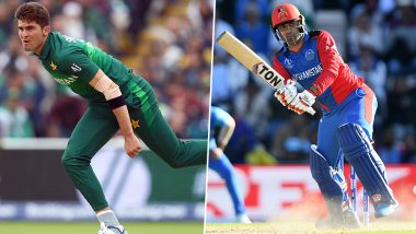 PAK vs AFG, ICC Cricket World Cup 2019: Shaheen Afridi Vs Mohammad Nabi and Other Exciting Mini Battles to Watch Out for at Headingley in Leeds