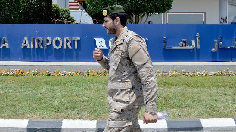 Yemeni Rebel Attack on Saudi's Abha Airport, 1 Dead, 21 Injured