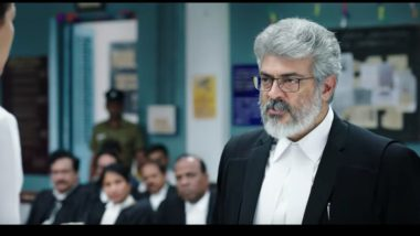 Nerkonda Paarvai Movie Review: Twitterati Can't Stop Raving about Thala Ajith's Legal Drama