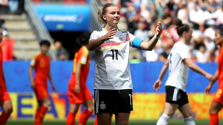 Germany vs Spain, FIFA Women's World Cup 2019 Live Streaming: Get Telecast & Free Online Stream Details of Group B Football Match in India