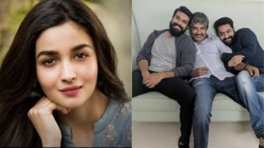 Alia Bhatt Won't Be Able To Join Ram Charan And Jr NTR For RRR As Per Original Schedule - Here's Why