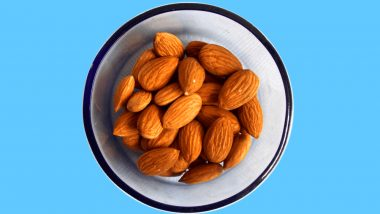 Almonds Beauty Benefits: From Hair Growth to Exfoliation, How These Nuts Can Improve Skin and Hair