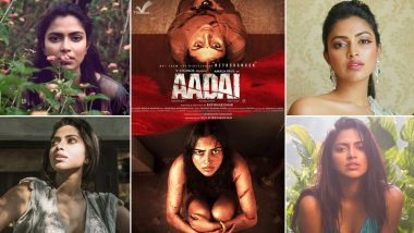 From Aadai to Cadaver, Amala Paul Has a Busy Year with 5 Films Lined Up