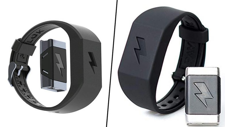 Bracelet Sold on Amazon 'Shocks' Users with 350 Watts for Overeating, Biting Nails and Not Waking on Time