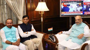 Amit Shah Rebukes His Deputy Kishan Reddy For Calling Hyderabad Terror Hub