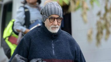 This Is The Diet That Amitabh Bachchan Has Been Following These Days