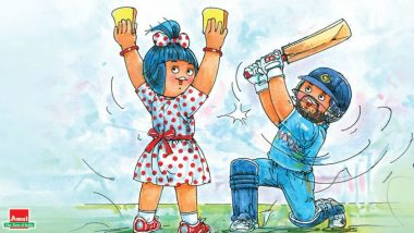 Yuvraj Singh Retirement: Amul Pays Tribute to Yuvi in its Latest Topical