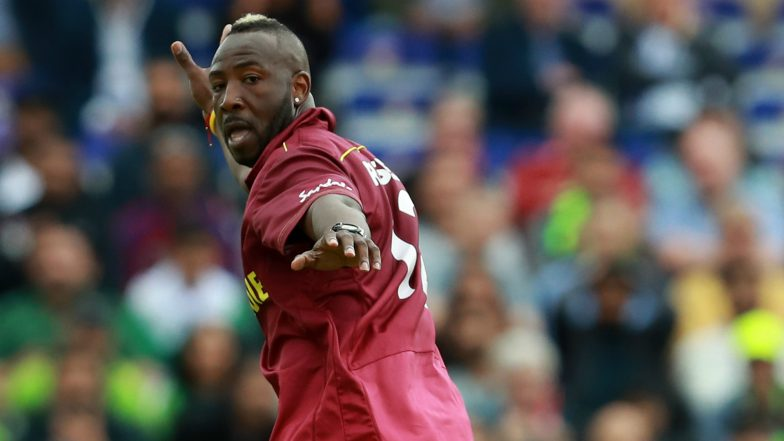 'Injured' Andre Russell Features in Global T20 Canada 2019 Match After Withdrawing from T20Is Against India