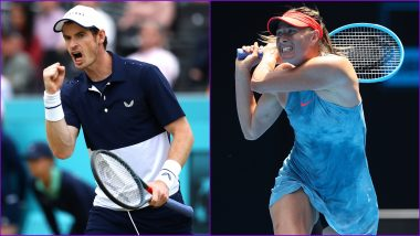 Andy Murray and Maria Sharapova As Wimbledon 2019 Mixed Doubles Partners? This Is What British Player Has to Say