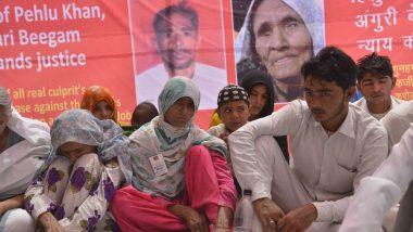 Pehlu Khan Lynching Case: Rajasthan High Court Dismisses FIR Against Dairy Farmer & His Sons