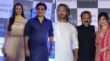 Ankita Lokhande, Arbaaz Khan Make An Appearance With Their Respective Partners At Baba Siddique's Iftaar Party 2019