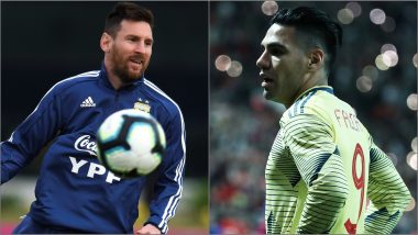 Argentina vs Colombia, Copa America 2019 Live Streaming & Match Time in IST: Get Telecast & Free Online Stream Details of Group B Football Match in India