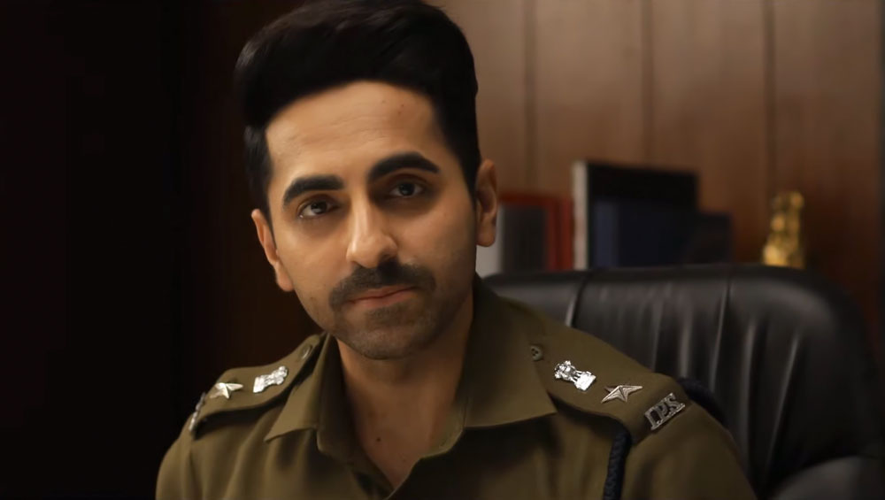 Ayushmann Khurrana in the Article 15 video for campaign for #DontSayBhangi