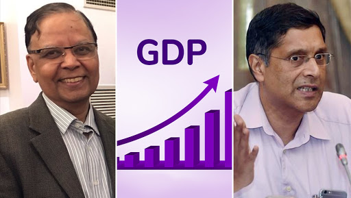 GDP Overestimation Row: Arvind Panagariya Calls Former CEA Subramanian's Claims Problem-Ridden, Blundered and Flawed