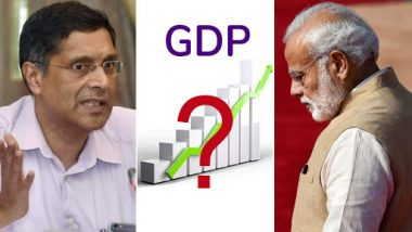 Narendra Modi Government Overestimated GDP Growth Rate, Claims Ex-CEA Arvind Subramanian