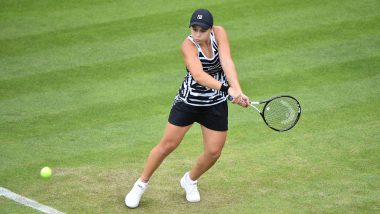 Ashleigh Barty Pulls Out of US Open, Cites Travel Concerns Due to COVID-19 Fears
