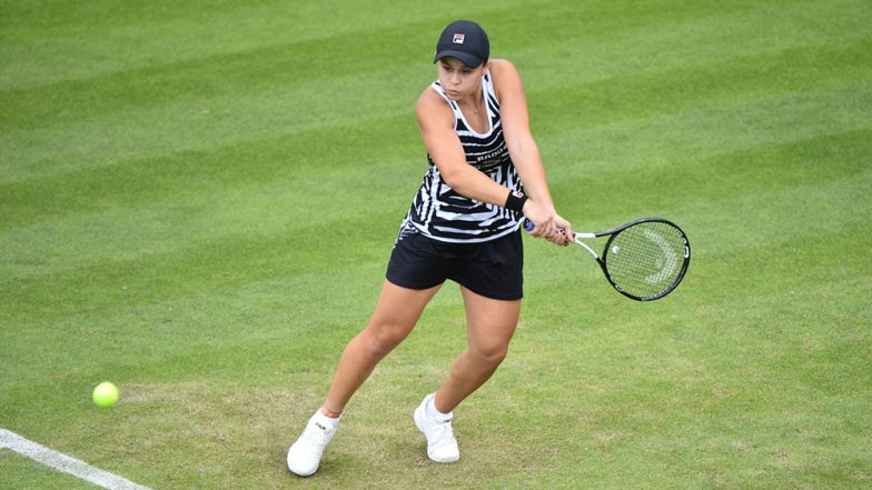 Ashleigh Barty Loses No 1 Spot to Naomi Osaka After Shocking Second Round Exit From Canadian Open