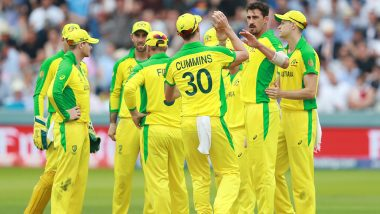 Australia's Road to CWC 2019 Semi-Finals: Throwback to How the Defending Champions Fared in Round-Robin Stage