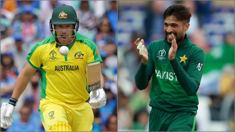 AUS vs PAK, ICC Cricket World Cup 2019: Aaron Finch vs Mohammad Amir and Other Exciting Mini Battles to Watch Out for at Taunton County Ground