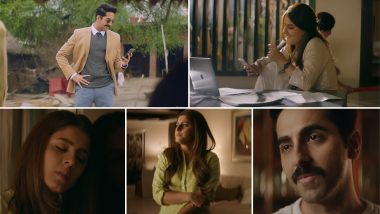 Article 15 Song Intezari: Ayushmann Khurrana and Isha Talwar's Romantic Track is Something This 'Mobile' Generation Will Instantly Relate To!