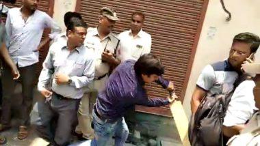 Akash, BJP MLA & Son of Kailash Vijayvargiya Attacks Govt Officer With Cricket Bat in  Indore