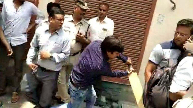 BJP MLA Akash Vijayvargiya Arrested For Assaulting Municipal Corporation Officer in Indore