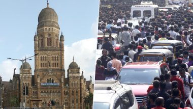 BMC to Impose Rs 10,000 Fine on Those Parking Vehicles Illegally Across Mumbai