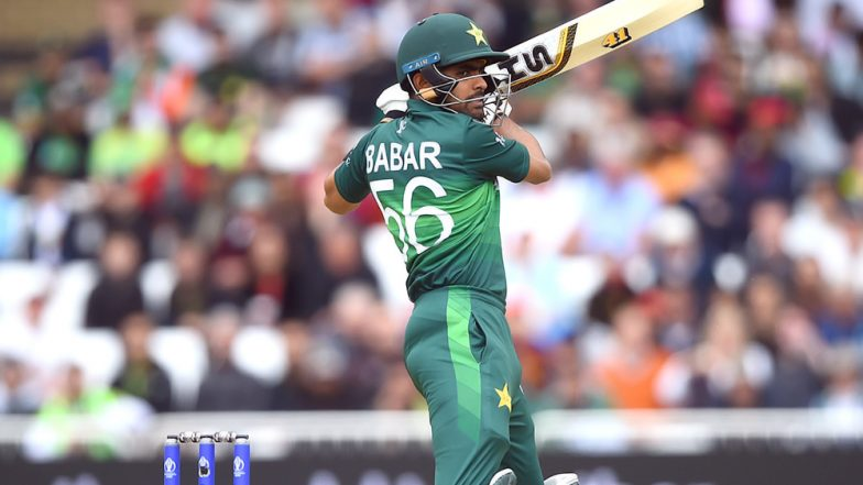 Babar Azam Hits Half-Century in Pakistan vs England ICC Cricket World Cup 2019 Match