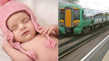 Baby Born on Train in Irish Railway Gets Free Travel for 25 Years!