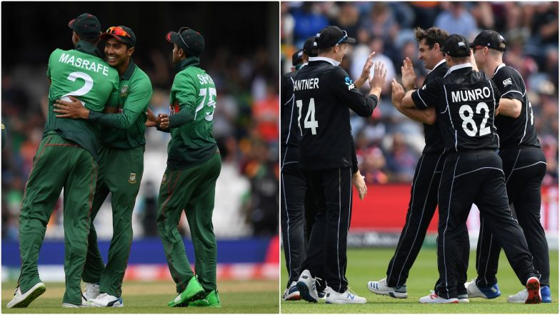 BAN vs NZ Dream11 Team Predictions: Best Picks for All-Rounders, Batsmen, Bowlers & Wicket-Keepers for Bangladesh vs New Zealand in ICC Cricket World Cup 2019 Match 9