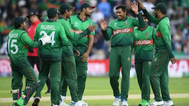 Twitterati Hail Bangladesh for Showing Fighting Spirit in Response to Australia's Massive 381 in CWC19 Match