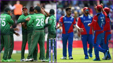 Bangladesh vs Afghanistan Dream11 Team Predictions: Best Picks for All-Rounders, Batsmen, Bowlers & Wicket-Keepers for BAN vs AFG in ICC Cricket World Cup 2019 Match 31