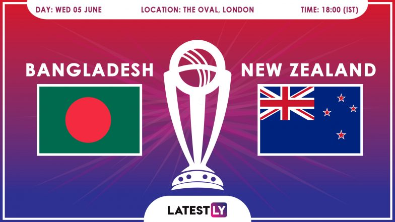 Bangladesh vs New Zealand, ICC Cricket World Cup 2019 Match Preview: Kiwis Have Task Cut Out Against Upbeat BAN