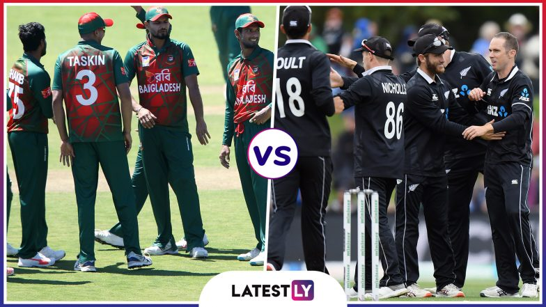 BAN vs NZ Head-to-Head Record: Ahead of ICC CWC 2019 Clash, Here Are Match Results of Last 5 Bangladesh vs New Zealand Encounters!