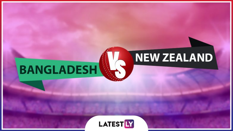 Live Cricket Streaming of Bangladesh vs New Zealand Match on Hotstar, Gazi TV and Star Sports: Watch Free Telecast and Live Score of BAN vs NZ ICC Cricket World Cup 2019 ODI Clash on TV and Online