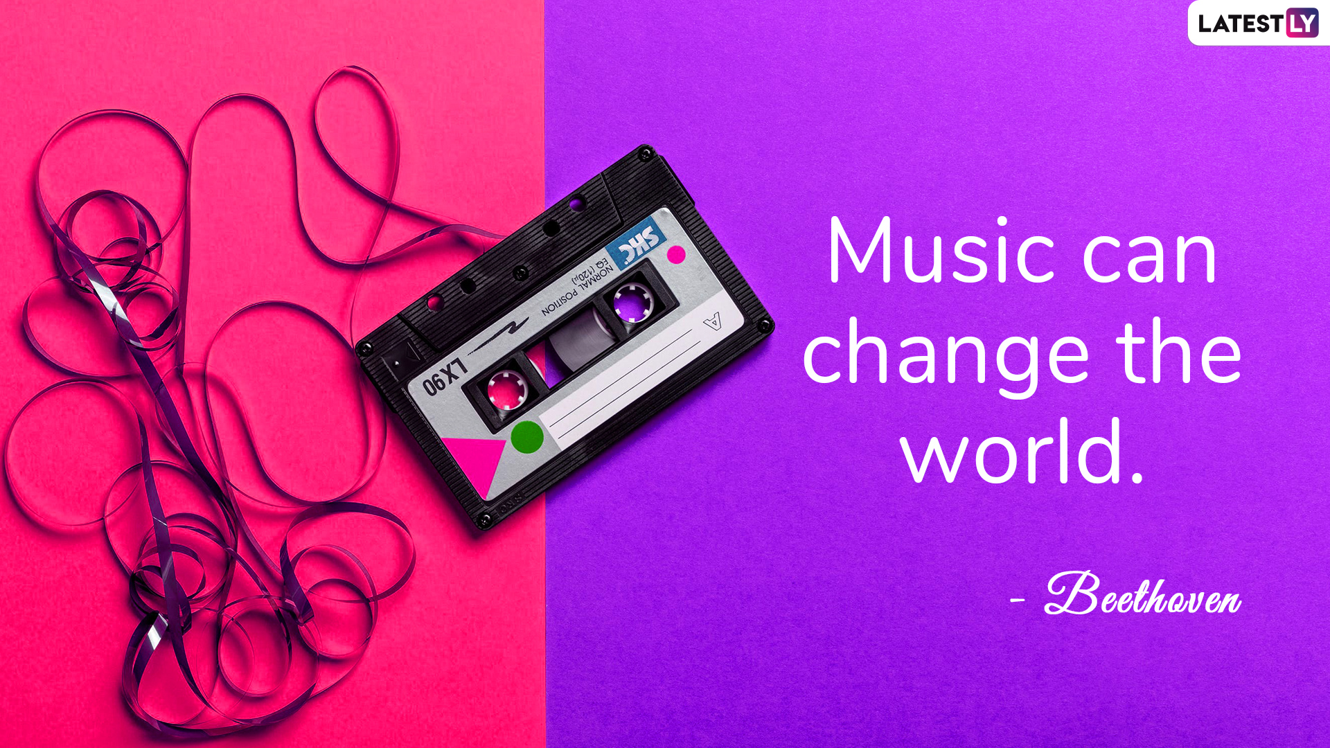 Beethoven's quote on music to celebrate World Music Day 2019 (Photo credits: File Image)