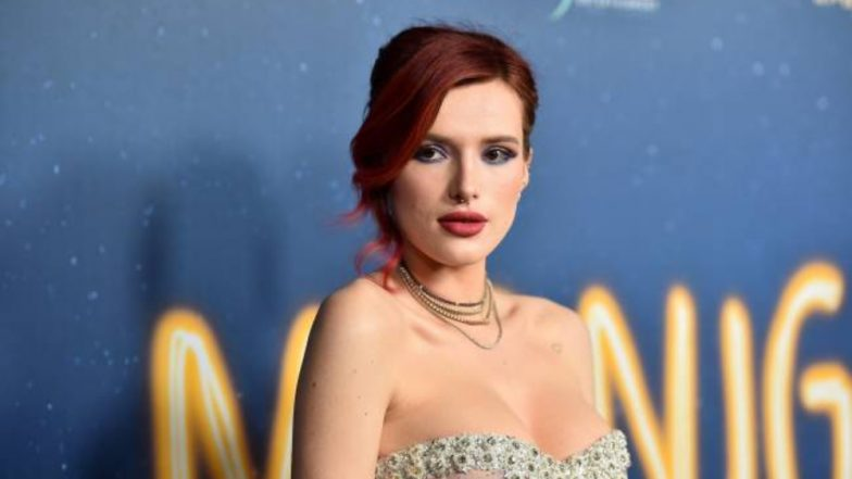 Bella Thorne Posts Her Nude Photos On Twitter After A Hacker Threatens Her To Share Them