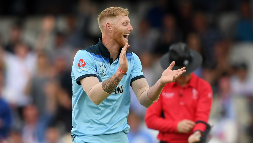 Ben Stokes Named BBC Sports Personality of the Year 2019