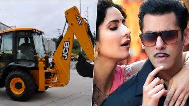Bharat Movie's 'JCB Ki Khudai' Scenes Explain Why the Salman Khan and Katrina Kaif Starrer is Minting Money at the Box Office