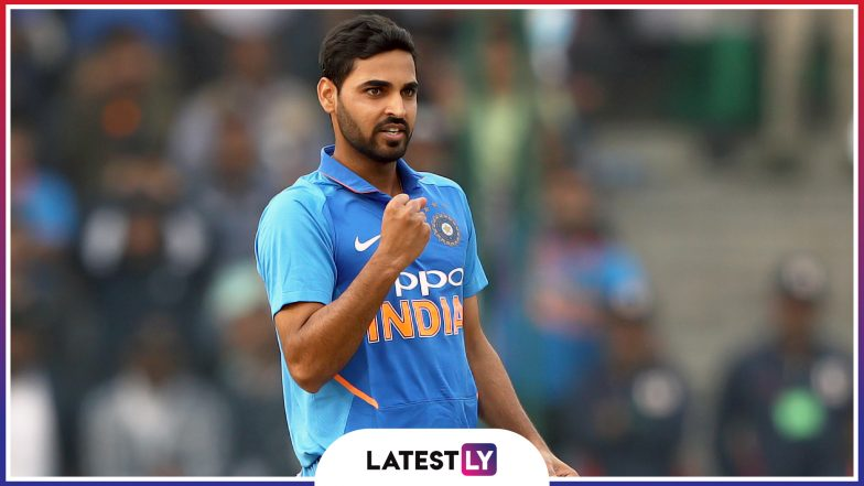 Bhuvneshwar Kumar Stats and Records: A Look at Profile of Indian Team Pacer Ahead of IND vs SA ICC Cricket World Cup 2019 Match