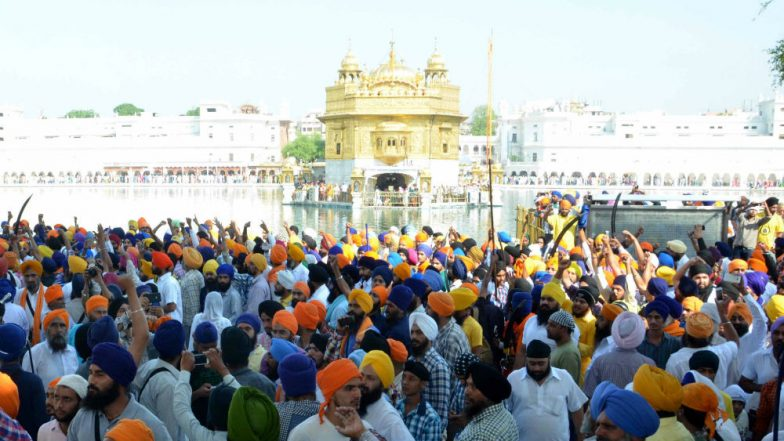 Operation Blue Star 35th Anniversary: Security Tightened at Golden Temple in Amritsar, Over 3,000 Personnel to Maintain Vigil