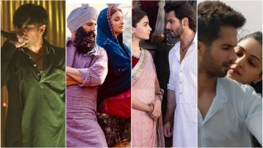 Gully Boy's Apna Time Aayega to Kabir Singh's Bekhayali: Best Original Bollywood Songs in First Half of 2019 That Swiftly Made Way To Our Playlist (Watch Videos)